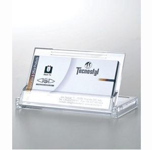 portabelt visitkortställ
