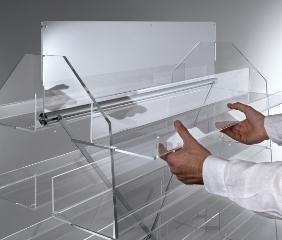 displayställ