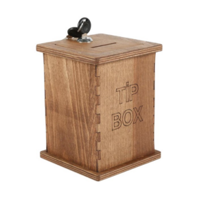 Tip Box (Drickslåda)